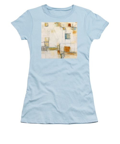 Abstract 1207 Women's T-Shirt (Junior Cut) by Gallery Messina