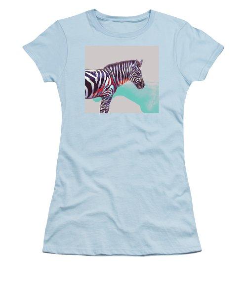 Adapt To The Unknown Women's T-Shirt (Junior Cut) by Uma Gokhale