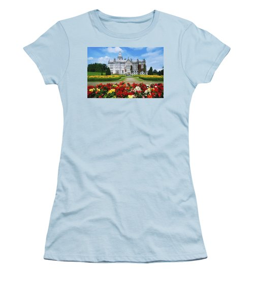 Adare Manor Golf Club, Co Limerick Women's T-Shirt (Athletic Fit)