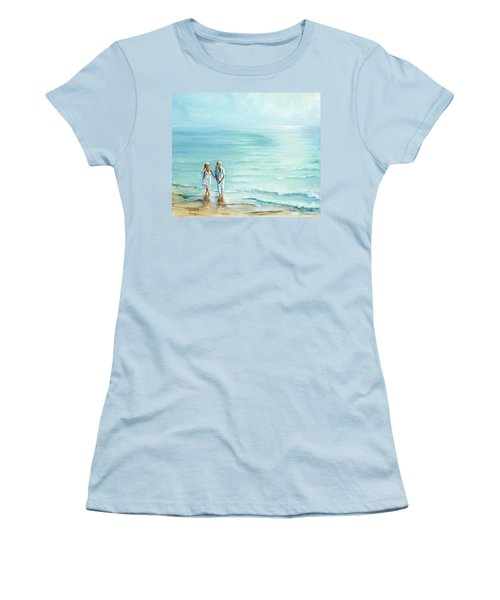 Affection Women's T-Shirt (Athletic Fit)