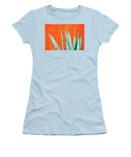 Agave 2 Women's T-Shirt (Athletic Fit)
