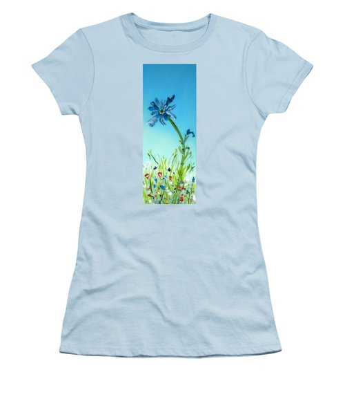 Aiming High Women's T-Shirt (Junior Cut) by Mary Kay Holladay