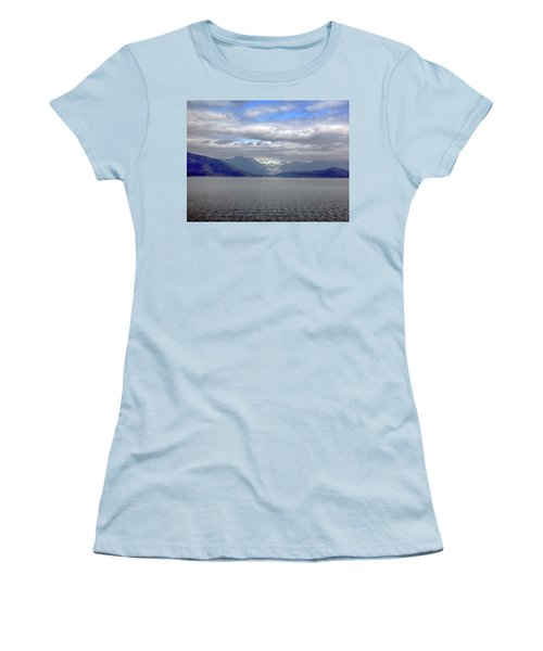 Alaskan Coast 2 Women's T-Shirt (Athletic Fit)