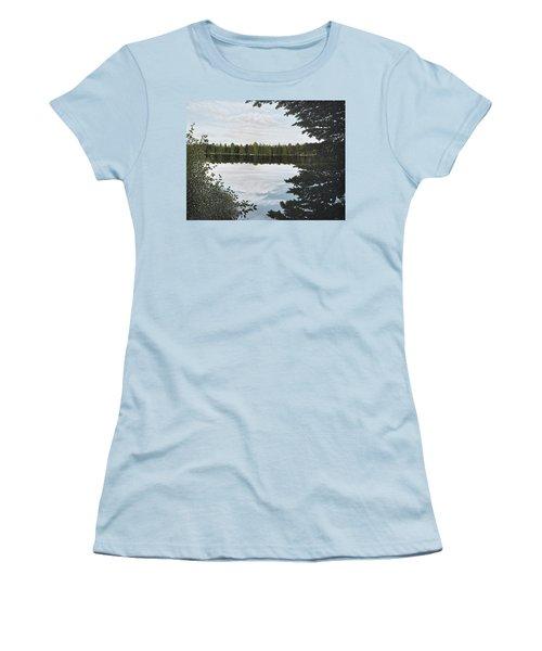 Algonquin Park Women's T-Shirt (Athletic Fit)