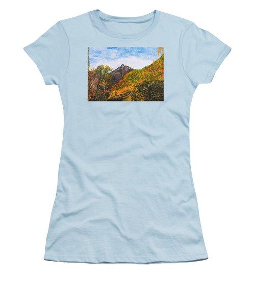Algund View Women's T-Shirt (Athletic Fit)