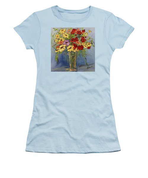 All The Pretty Ladies Women's T-Shirt (Athletic Fit)