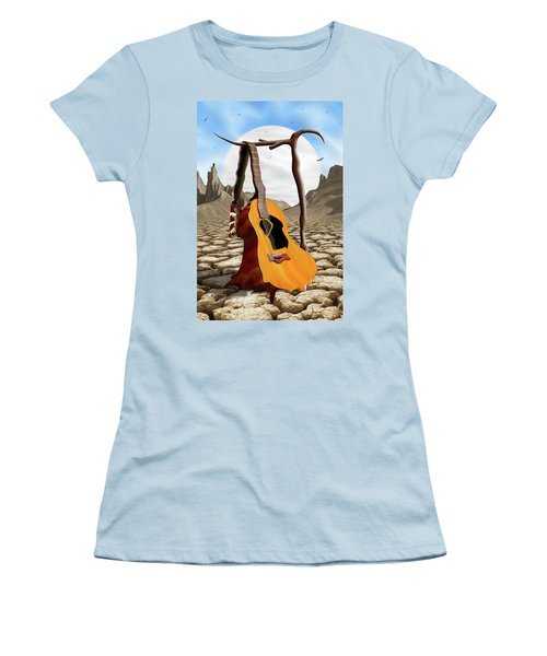 An Acoustic Nightmare Women's T-Shirt (Athletic Fit)