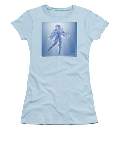 Angel Of Purity Women's T-Shirt (Athletic Fit)