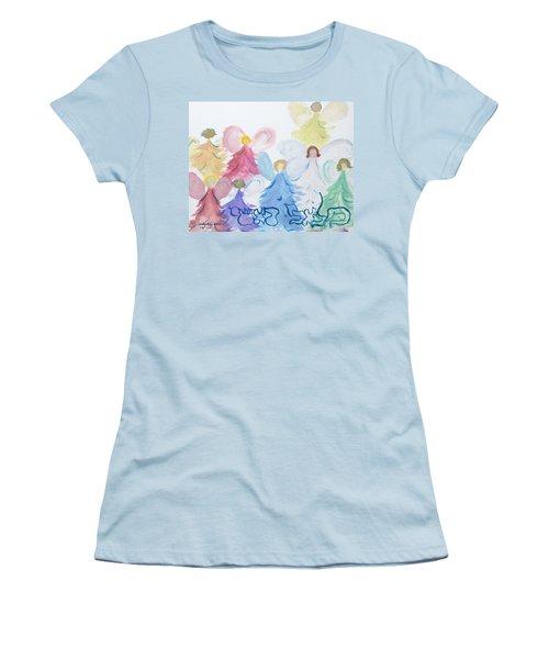 Archangels    Malchei Roshei Women's T-Shirt (Athletic Fit)