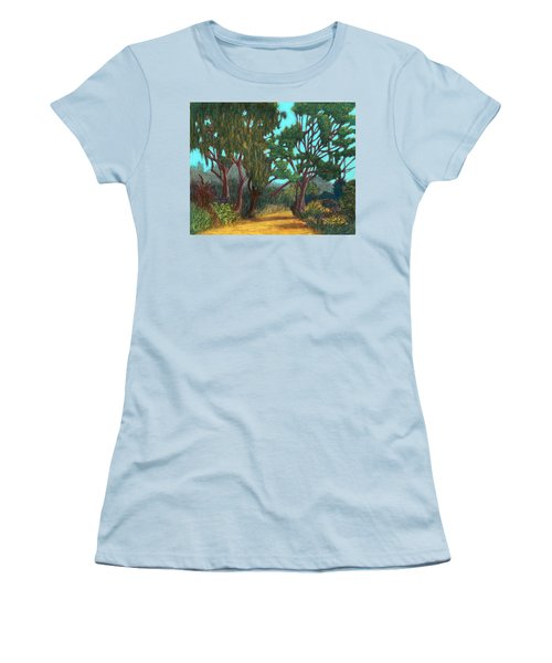 Around The Bend 02 Women's T-Shirt (Athletic Fit)