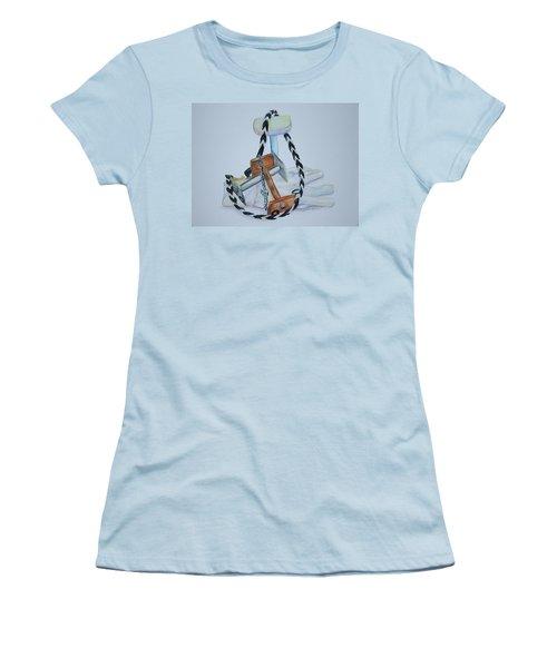 Article Pile Women's T-Shirt (Athletic Fit)
