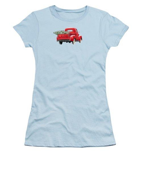 The Road Home Women's T-Shirt (Junior Cut)