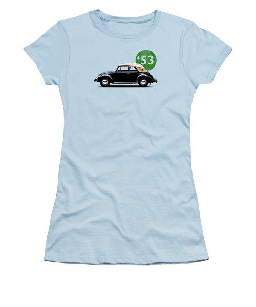 Beetle 53 Women's T-Shirt (Athletic Fit)