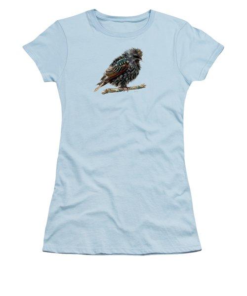 Wet Starling Women's T-Shirt (Junior Cut)