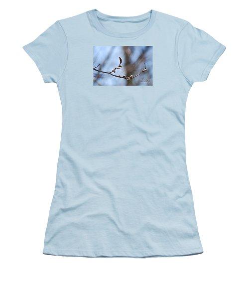 Aspen Catkins 20120314_33a Women's T-Shirt (Athletic Fit)
