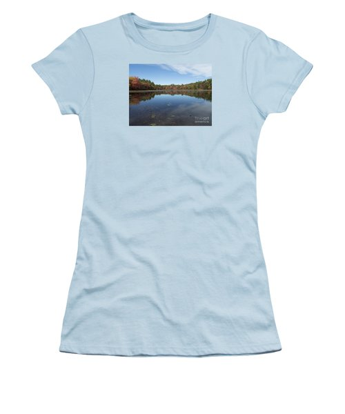 Autumn On Hawkins 2015 Women's T-Shirt (Athletic Fit)