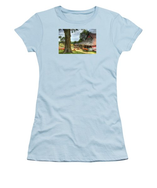 Autumn Splendor Women's T-Shirt (Athletic Fit)