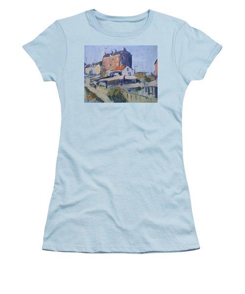 Backyard Spaarndammerdijk Women's T-Shirt (Athletic Fit)