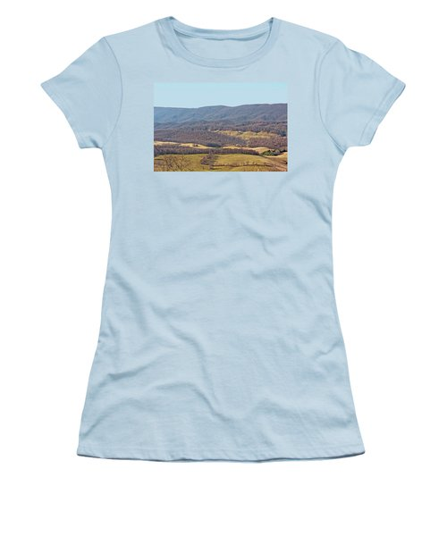 Bare Winter Women's T-Shirt (Athletic Fit)