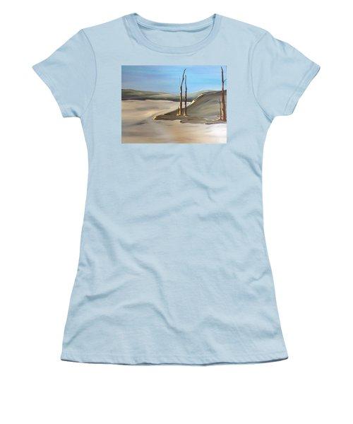 Barren Women's T-Shirt (Athletic Fit)
