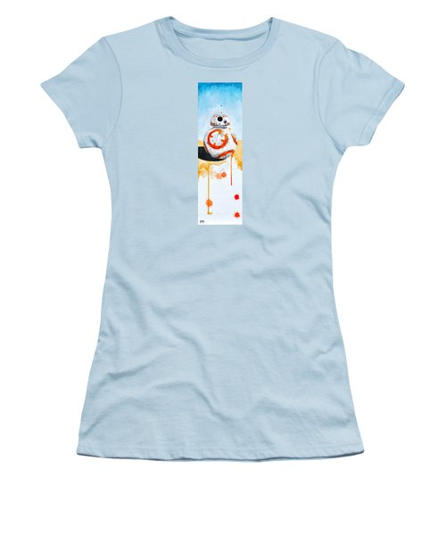 BB8 Women's T-Shirt (Athletic Fit)