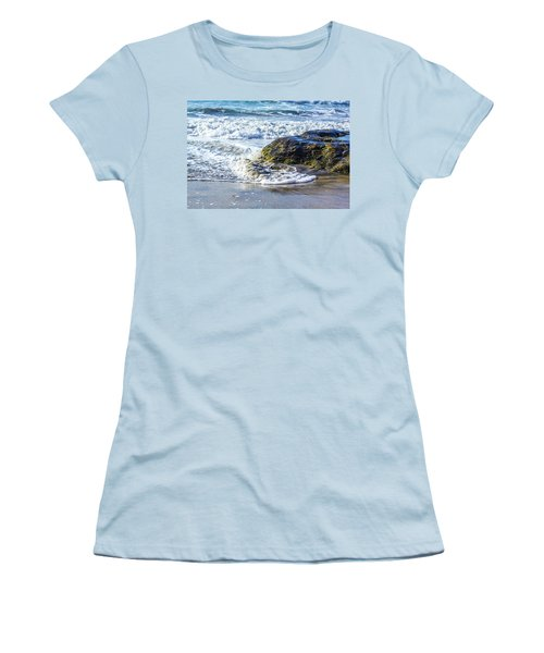 Beach 1 Women's T-Shirt (Athletic Fit)