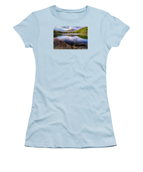Bear Lake 3 Women's T-Shirt (Athletic Fit)