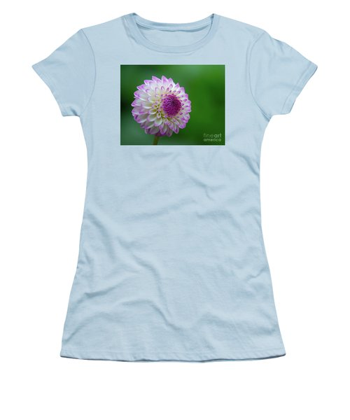 Beautiful Dahlia 1 Women's T-Shirt (Athletic Fit)