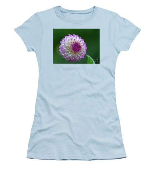 Beautiful Dahlia 2 Women's T-Shirt (Athletic Fit)