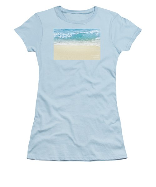 Women's T-Shirt (Athletic Fit) featuring the photograph Beauty Surrounds Us by Sharon Mau