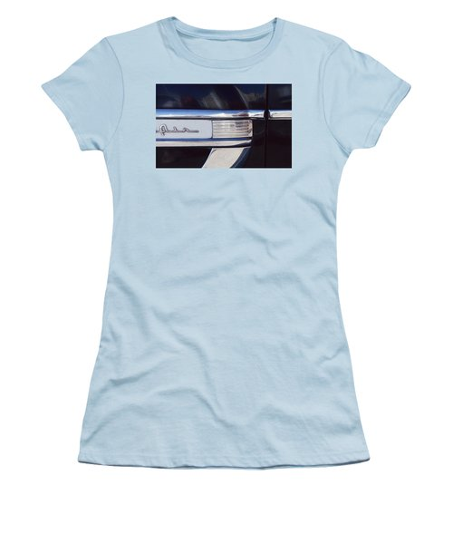 Women's T-Shirt (Junior Cut) featuring the photograph Belair by Laurie Stewart