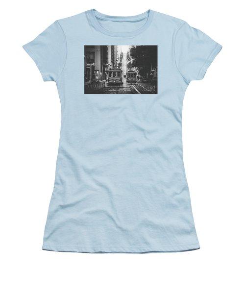 Best Of San Francisco Women's T-Shirt (Athletic Fit)