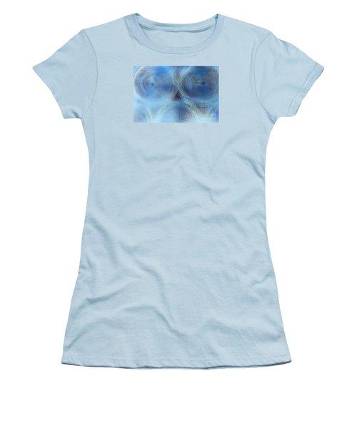 Blue Alien Women's T-Shirt (Athletic Fit)