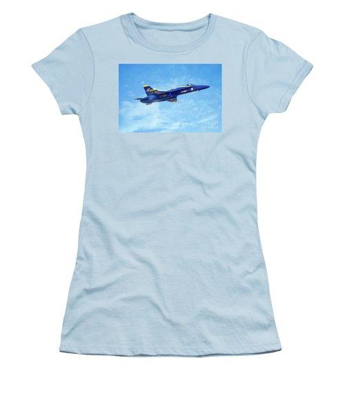 Blue Angel #5 In Arizona Women's T-Shirt (Athletic Fit)