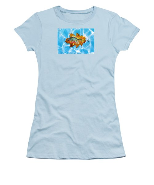Blue Gill Women's T-Shirt (Athletic Fit)