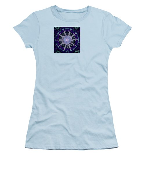Blue Star Women's T-Shirt (Athletic Fit)
