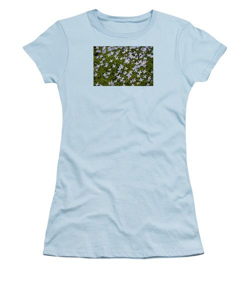 Bluets Women's T-Shirt (Athletic Fit)
