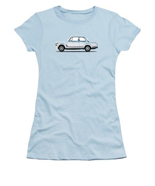 Bmw 2002 Turbo Women's T-Shirt (Junior Cut) by Mark Rogan