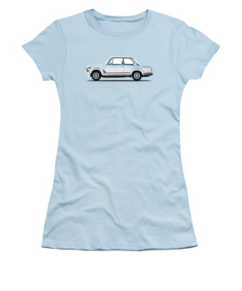 Bmw 2002 Turbo Women's T-Shirt (Athletic Fit)