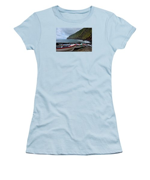 Boats,fishing-23 Women's T-Shirt (Athletic Fit)