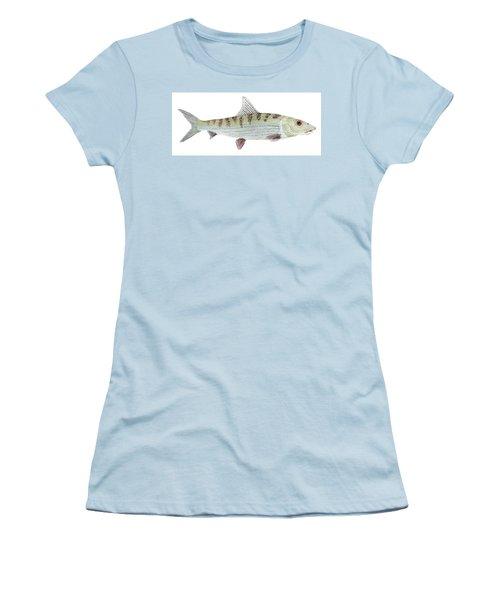 Bonefish Women's T-Shirt (Athletic Fit)