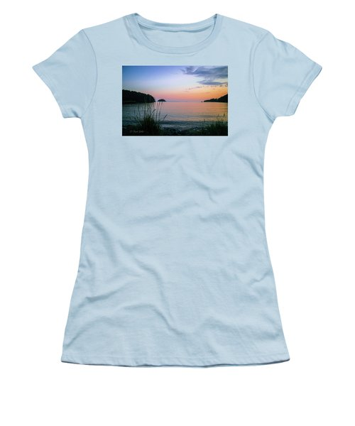 Bowman Bay Women's T-Shirt (Athletic Fit)