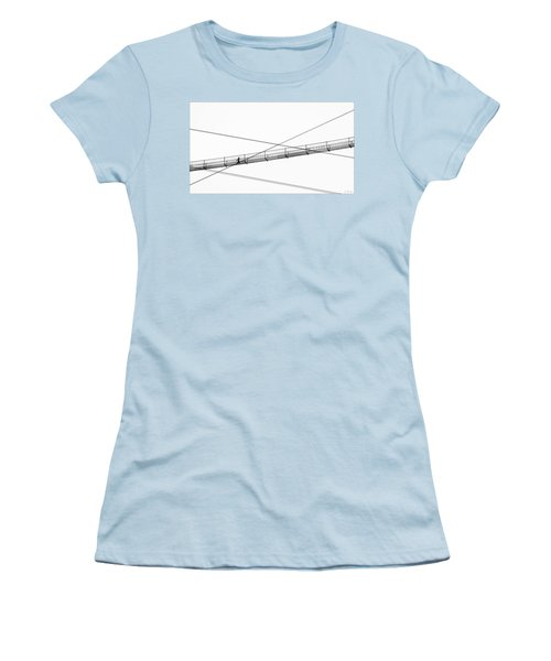 Bridge Walker Women's T-Shirt (Athletic Fit)