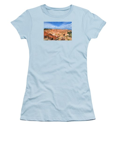 Bryce Canyon - Sunset Point Women's T-Shirt (Athletic Fit)