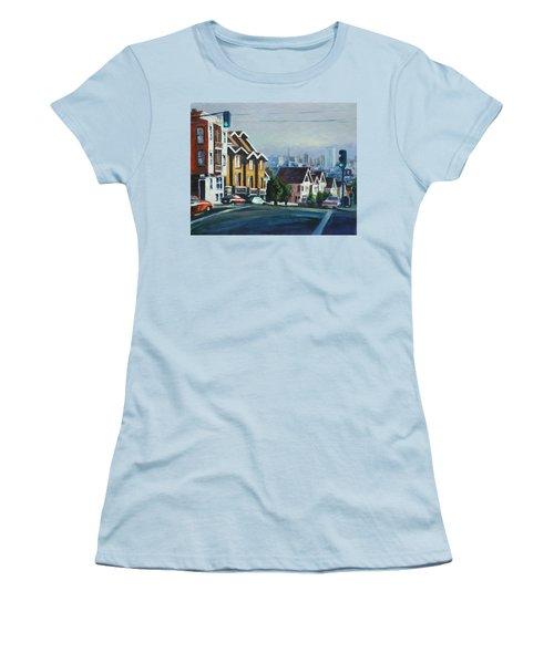 Bush Street Women's T-Shirt (Athletic Fit)