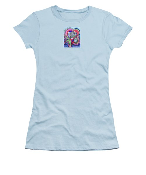 Butterfly And I Women's T-Shirt (Athletic Fit)