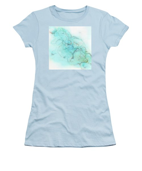 By This River Women's T-Shirt (Athletic Fit)