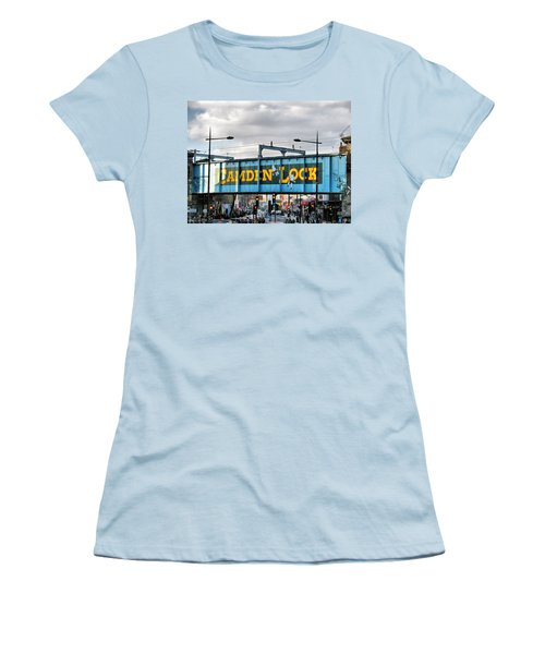 Camden Lock Women's T-Shirt (Athletic Fit)