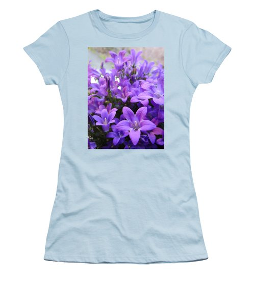 Campanula Women's T-Shirt (Athletic Fit)