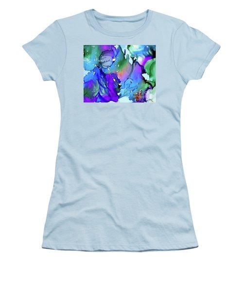 Cascades Women's T-Shirt (Athletic Fit)
